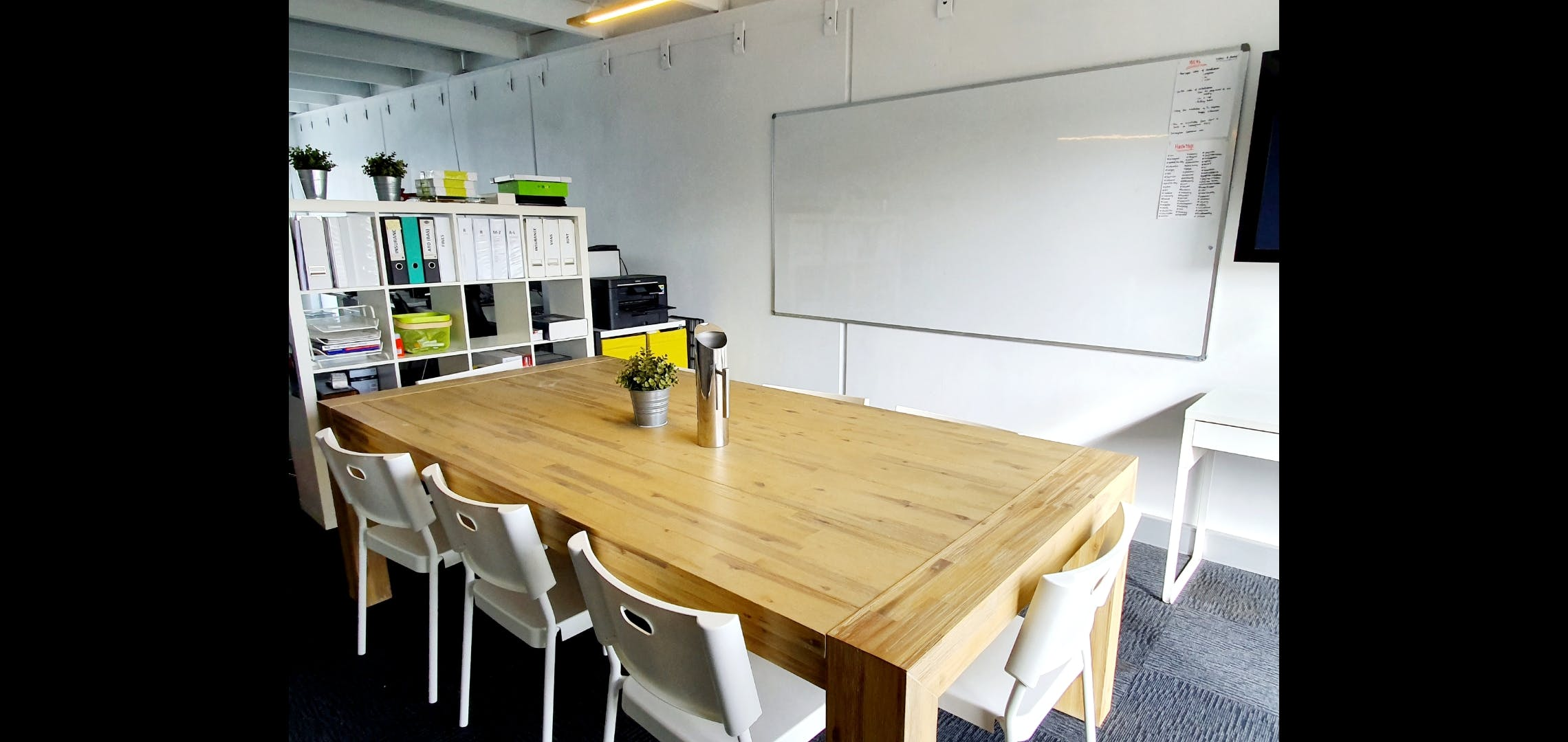 Vibrant Shared Office, dedicated desk at Office Space in Yarraville, image 1