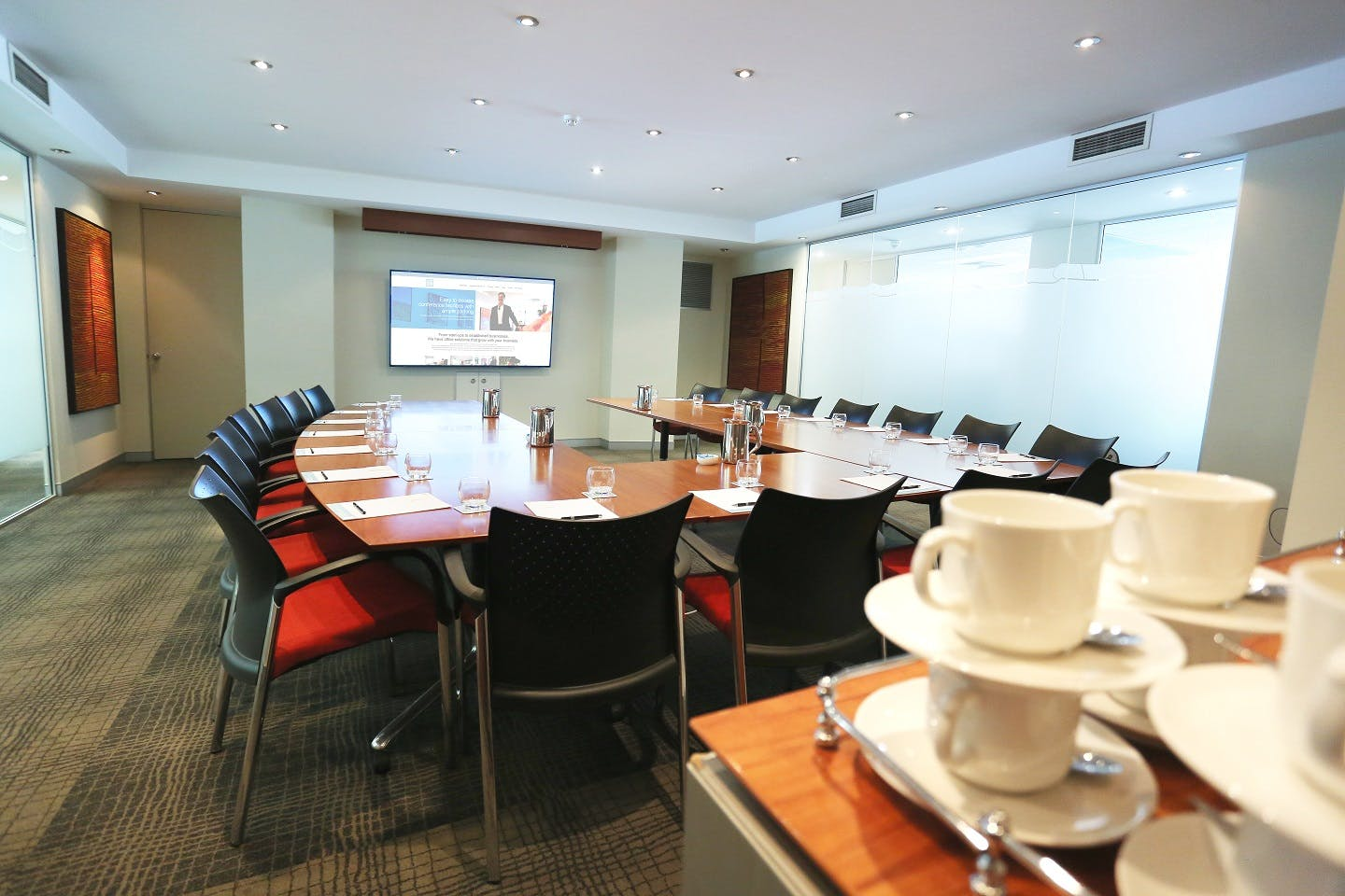 The Park Boardroom, function room at The Park Business Centre, image 1