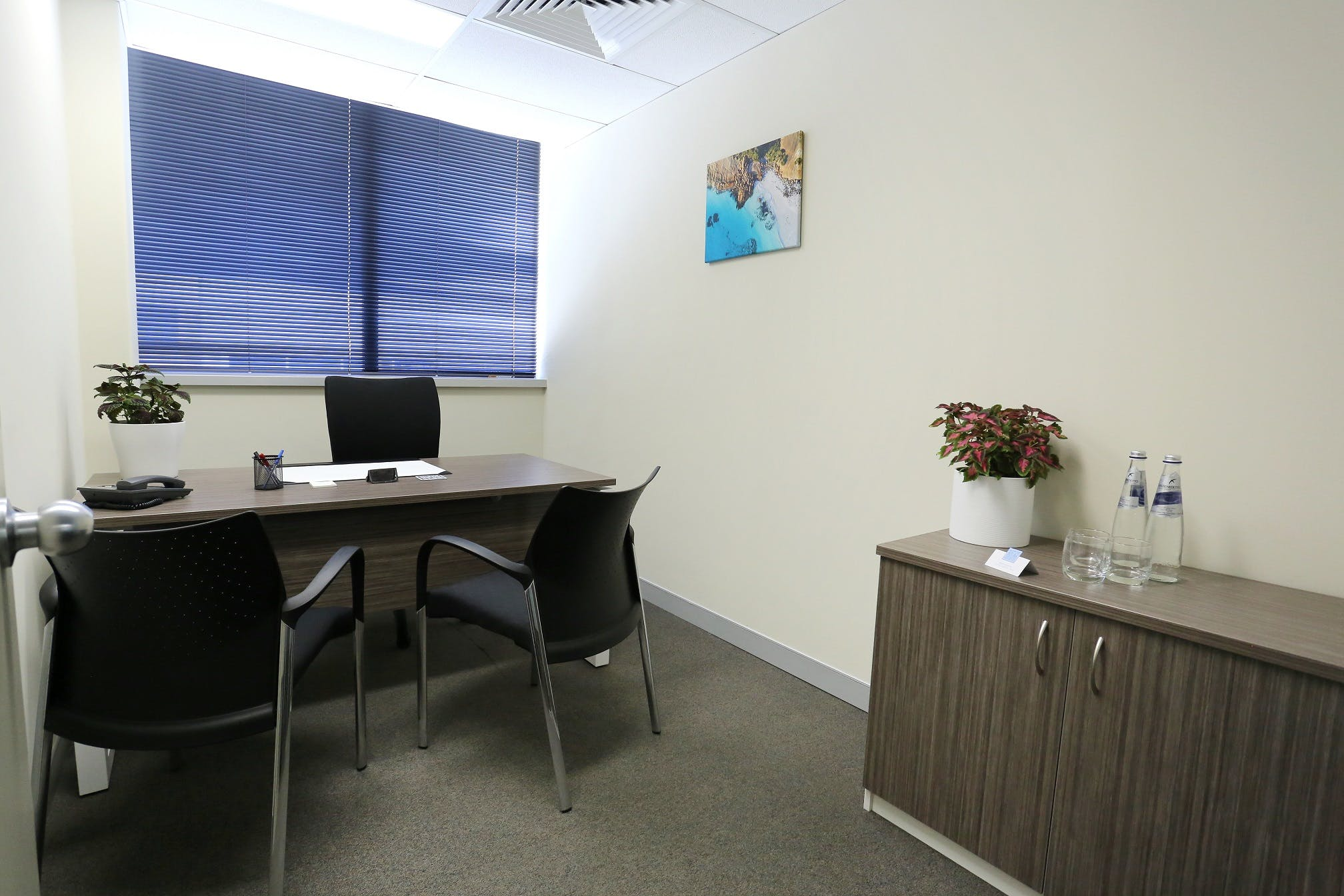 Casual Office Space, private office at The Park Business Centre, image 1