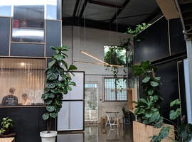 Air-conditioned Office in Converted Warehouse, private office at Colab 4010, image 1