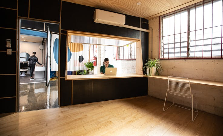 Looking for a converted warehouse office space for a month?, image 1