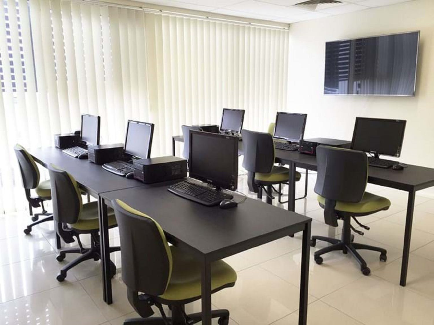 6 Person Training Room in Brisbane, training room at Prosys Consultants Pty Ltd, image 1
