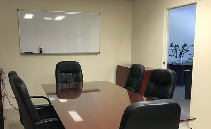 7 Person Boardroom Meeting Room in Brisbane , meeting room at Prosys Consultants Pty Ltd, image 1