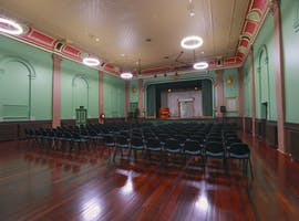 The Minerva Space, function room at Ballaarat Mechanics' Institute, image 1