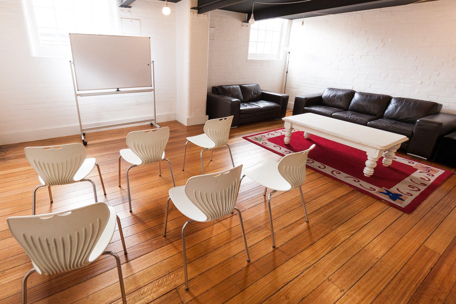 Brunswick Room, meeting room at 75 Reid Street, image 1