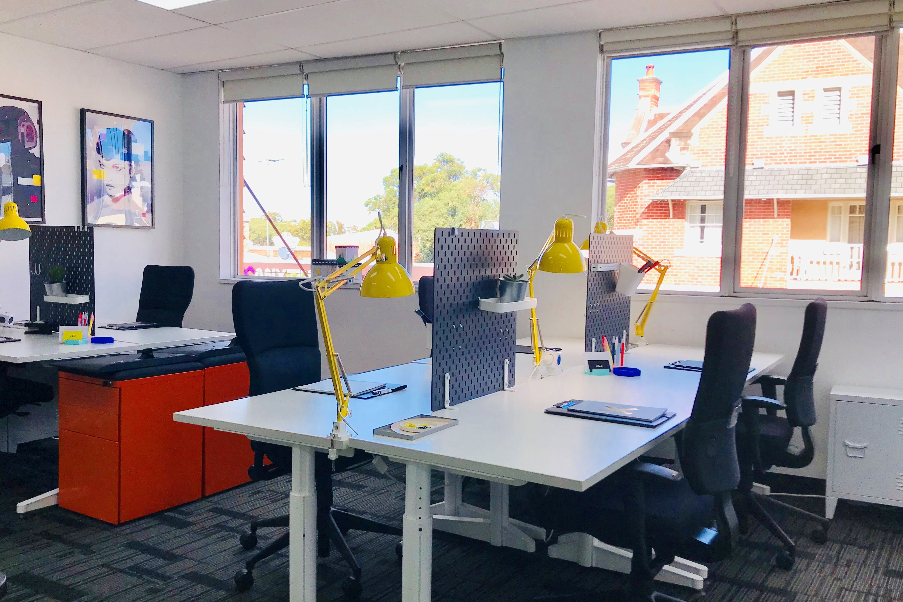 Dedicated Desk, coworking at Anytime Offices Botany, image 1