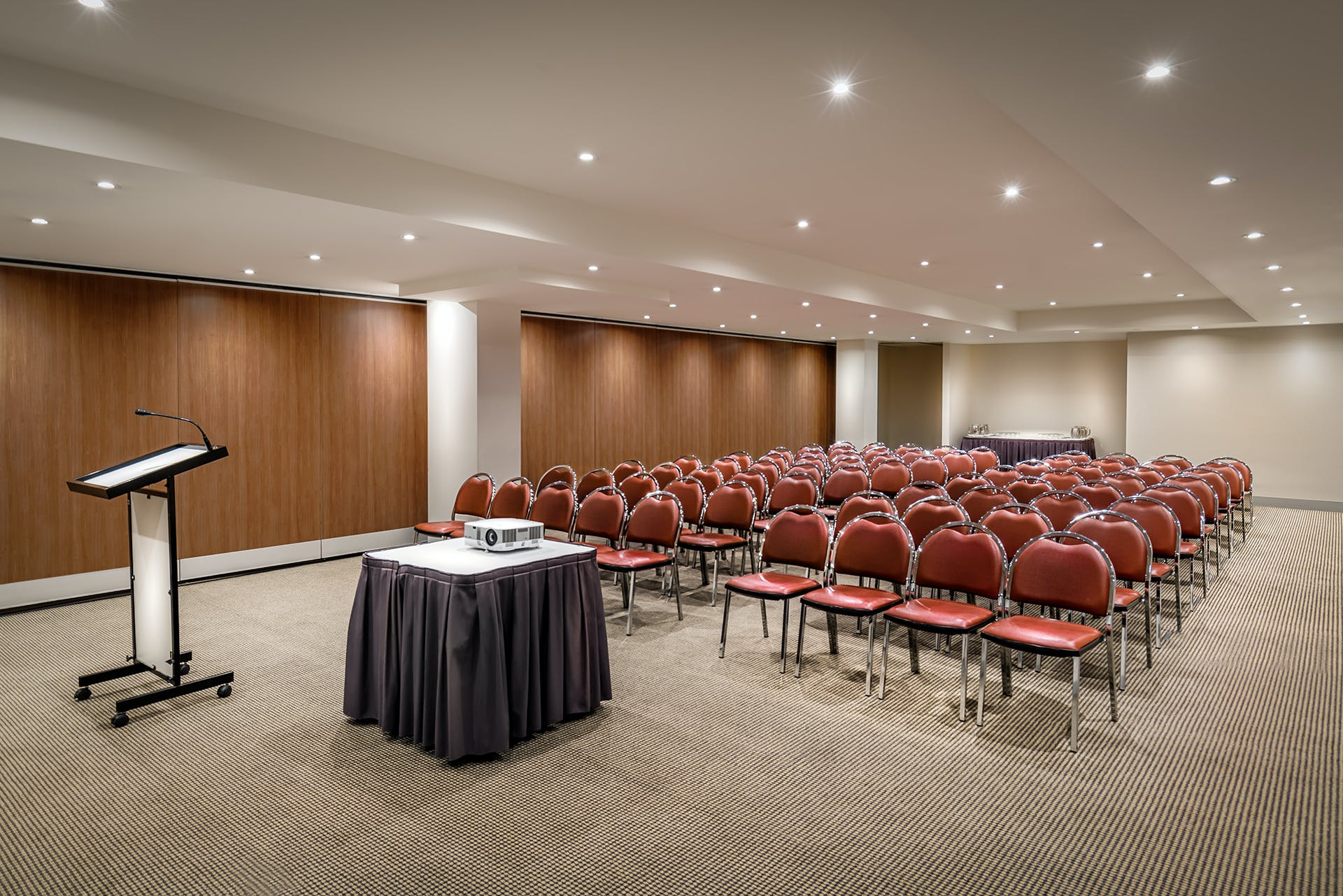 Robert Burke Room, meeting room at Batman's Hill on Collins, image 1