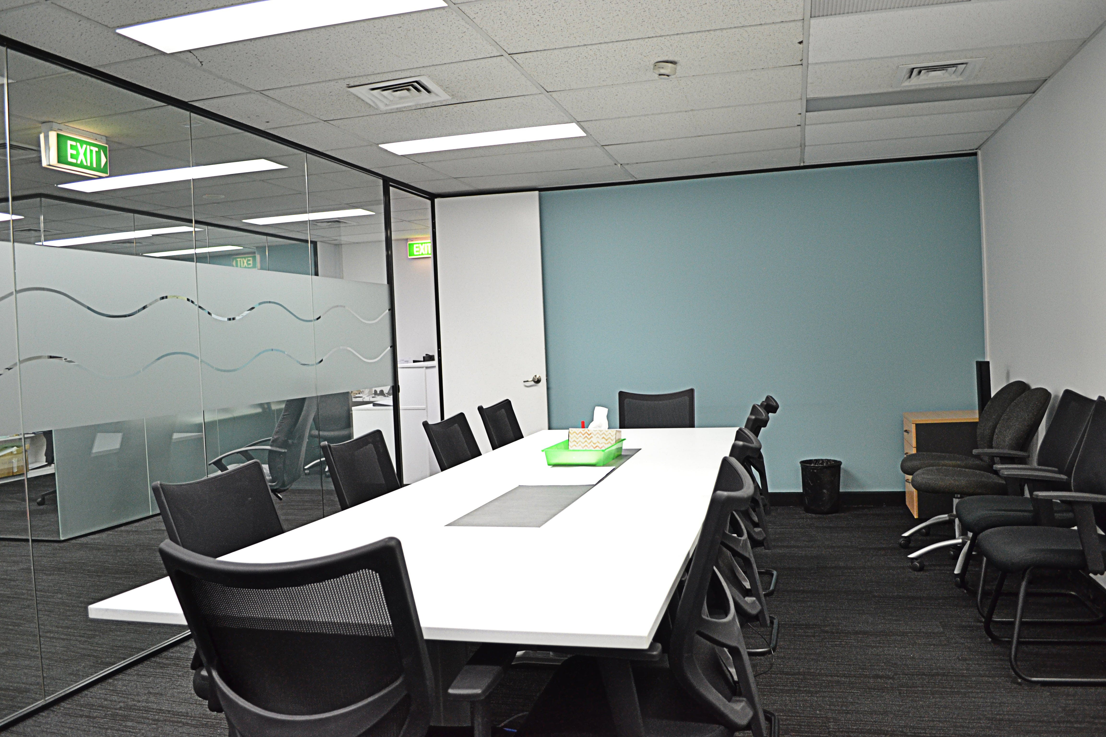Meeting room at ANZ Tech, image 1
