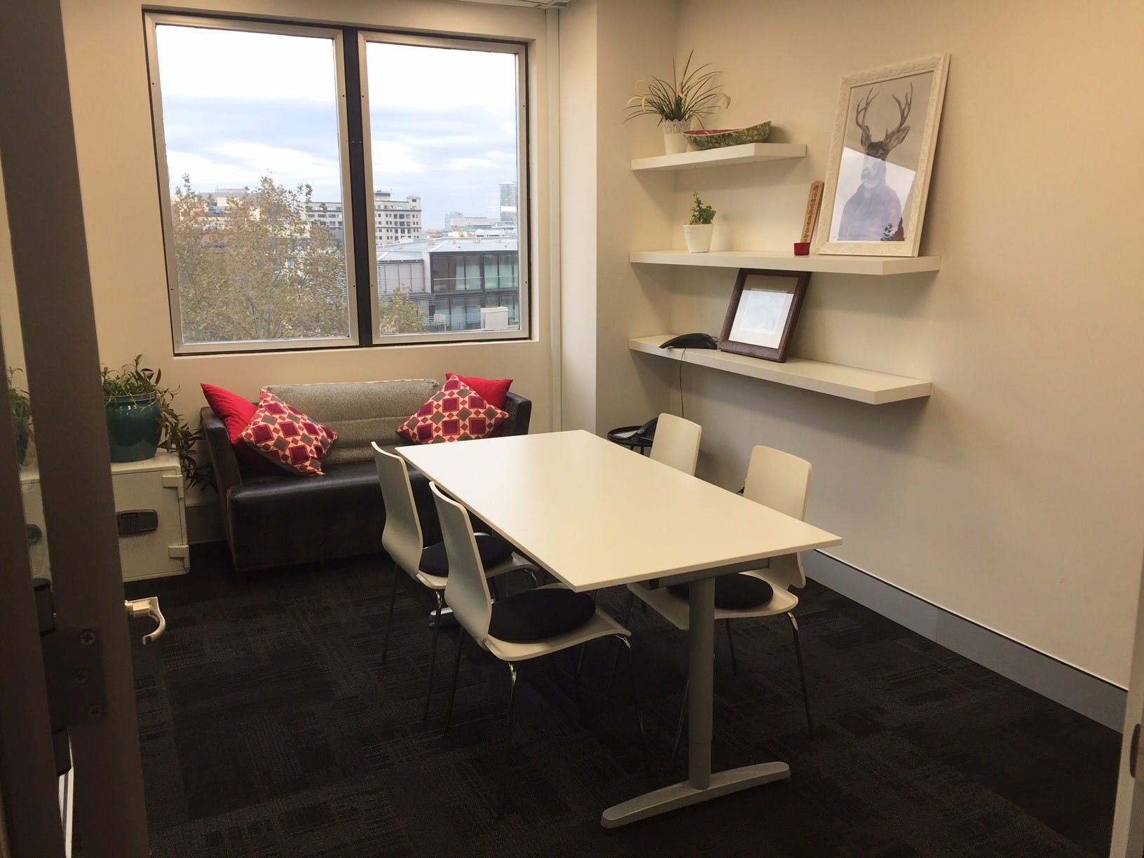 Executive Meeting Room, meeting room at Ruby Rooms, image 1