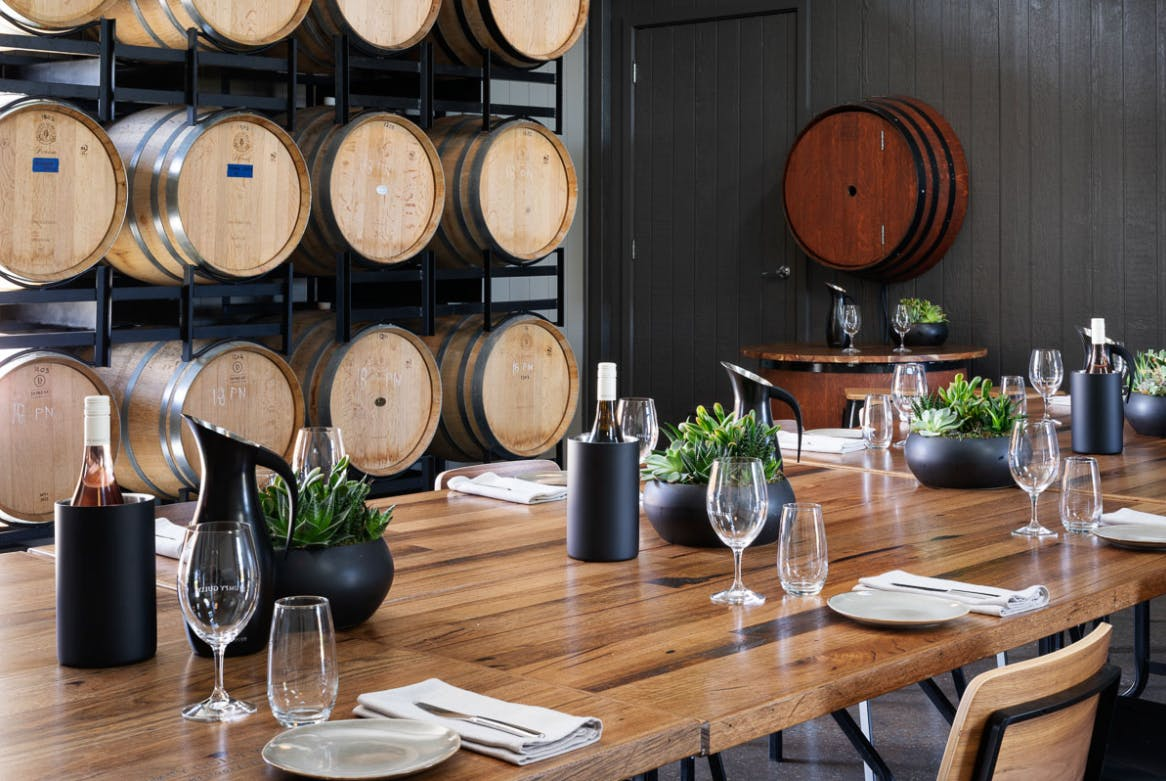 The Barrel Room, multi-use area at Stumpy Gully Barrel Room, image 3