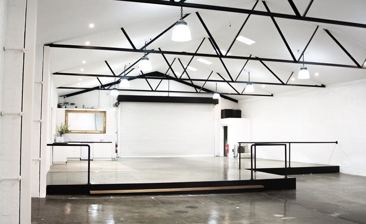 Warehouse Space, multi-use area at White Warehouse, image 1