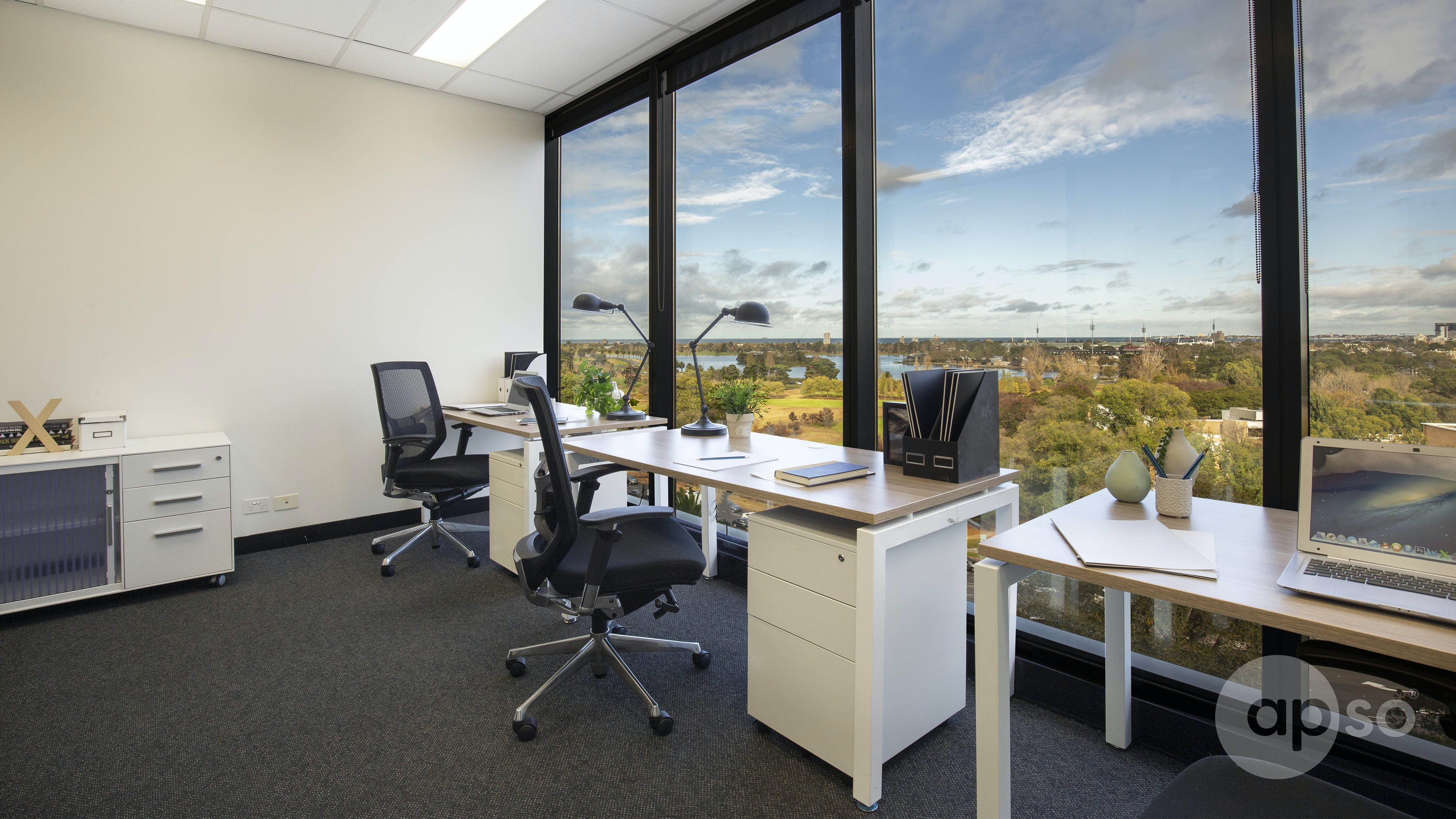 Serviced office at St Kilda Rd Towers, image 1