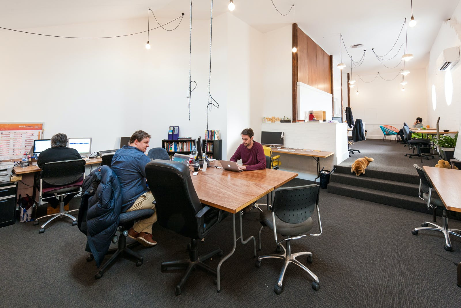 The North Collective, dedicated desk at 75 Reid Street, image 1
