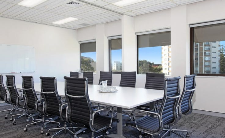 Suite 541, serviced office at workspace365-Edgecliff, image 2