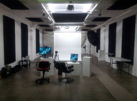 3m x 6m, fully enclosed, creative studio at Silver Apple Studios, image 1