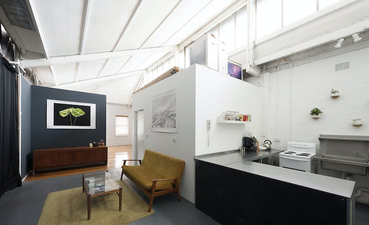 Shared warehouse space, creative studio at Suite 2, image 1