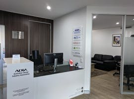 Meeting room at ADIA, image 1