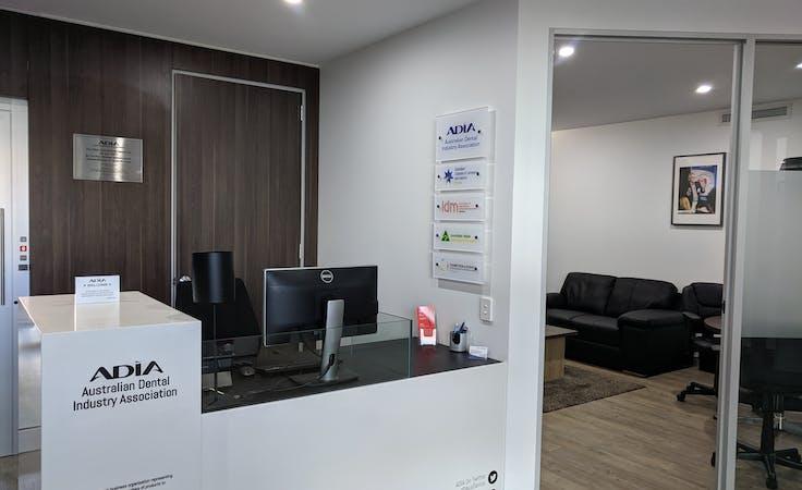 Meeting room at ADIA, image 1
