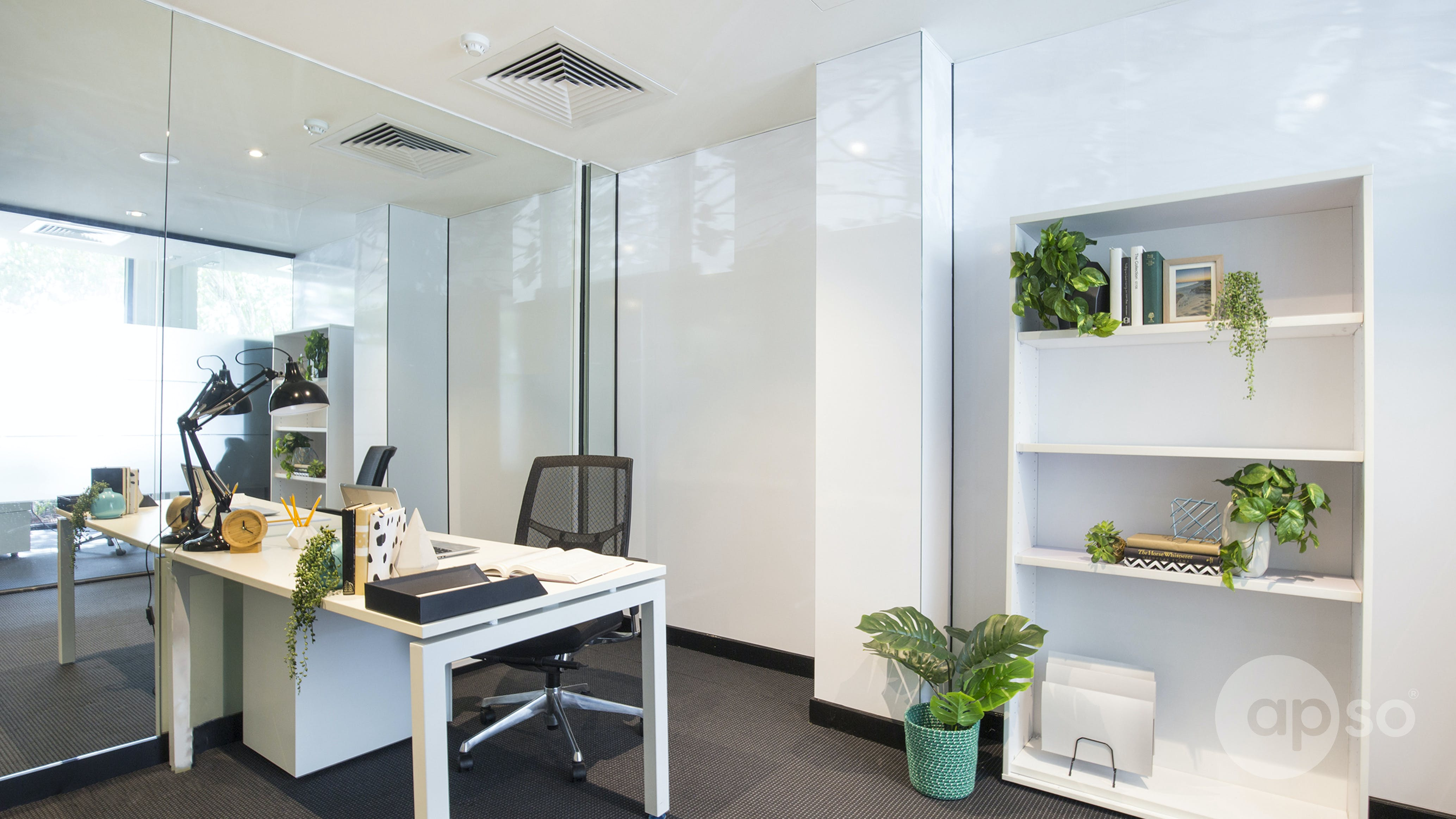 Serviced office at Bell City, image 1