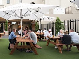 The Beer Garden, function room at The Auburn Hotel, image 1