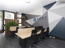 Lets Collab!, shared office at Node Innovation Centre, image 1