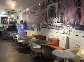 Multi-use area at Tease Me Cafe, image 1