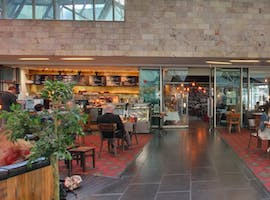 The Atrium, function room at Beer Deluxe Federation Square, image 1