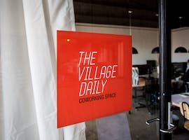 Shared office at The Village Daily, image 1