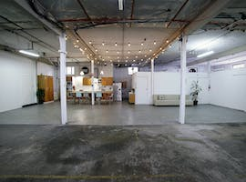 Event Space, Venue Hire, multi-use area at Woodburn Creatives- Event space, Venue Hire, image 1