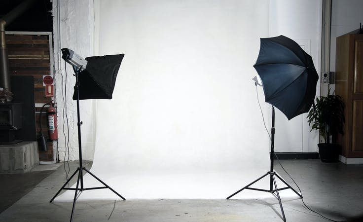 Photography and FIlm Shoot Space, multi-use area at Woodburn Creatives, image 1