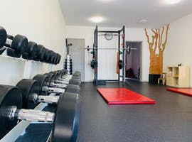 Training room at Starr Personal Training, image 1