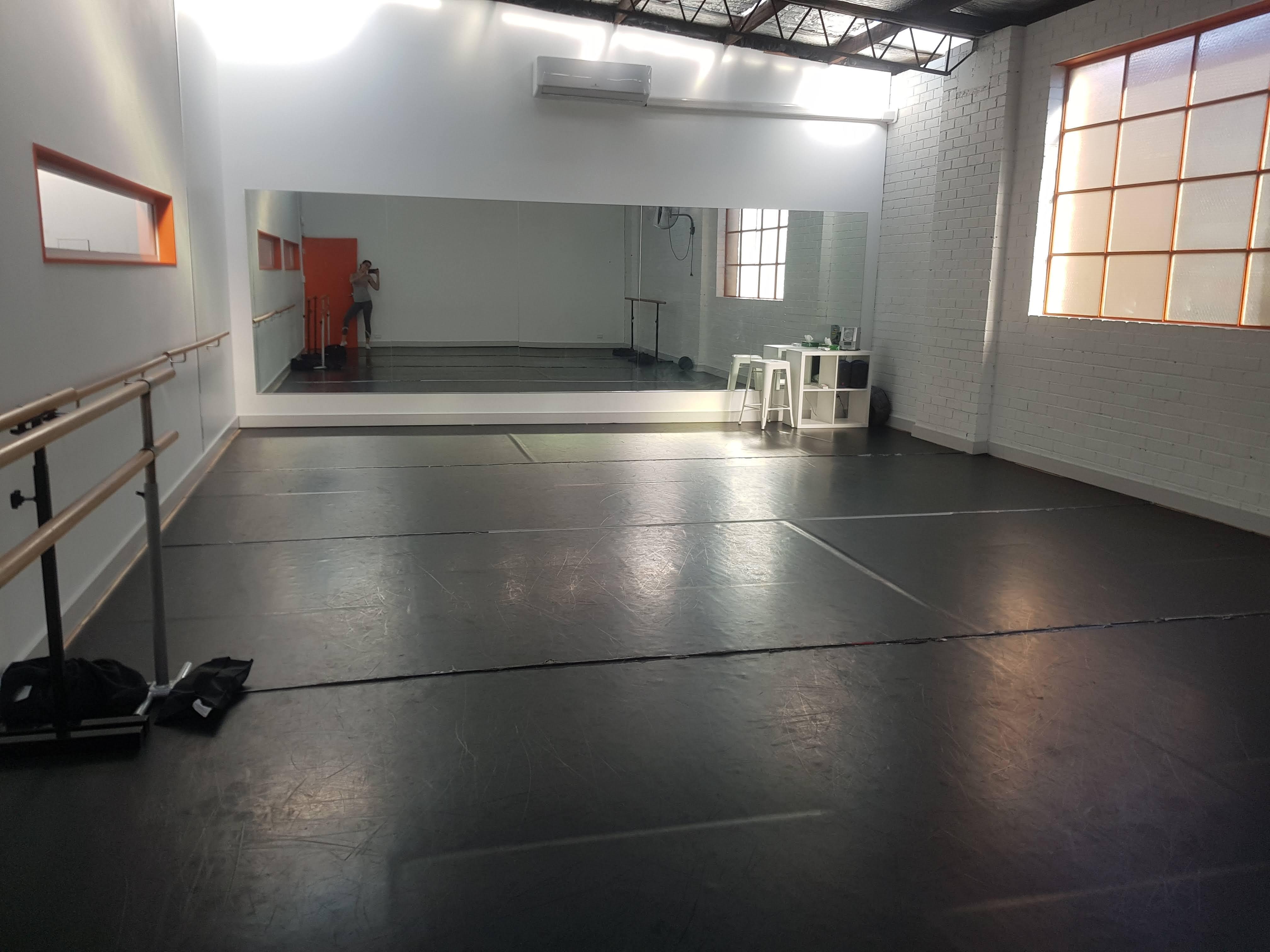 Studio B, multi-use area at La Vérité Dance Projects, image 1