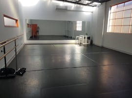 Studio B, multi-use area at La Vérité Dance Projects, image 1