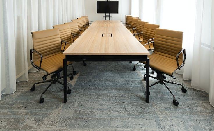 Bourke, meeting room at Kafnu Alexandria, image 1