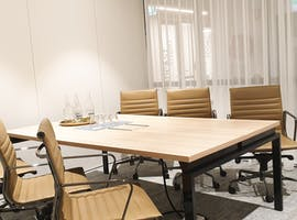 Collins, meeting room at Kafnu Alexandria, image 1