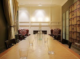 The Library, meeting room at Golden Gate Hotel, image 1