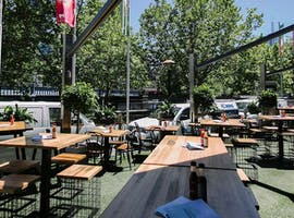River Terrace, function room at Hopscotch, image 1