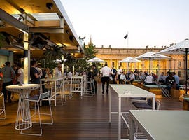 Imperial Rooftop Bar, function room at Imperial Hotel Bourke St, image 1