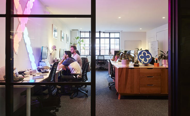 8 Person, private office at Hub Southern Cross, image 1