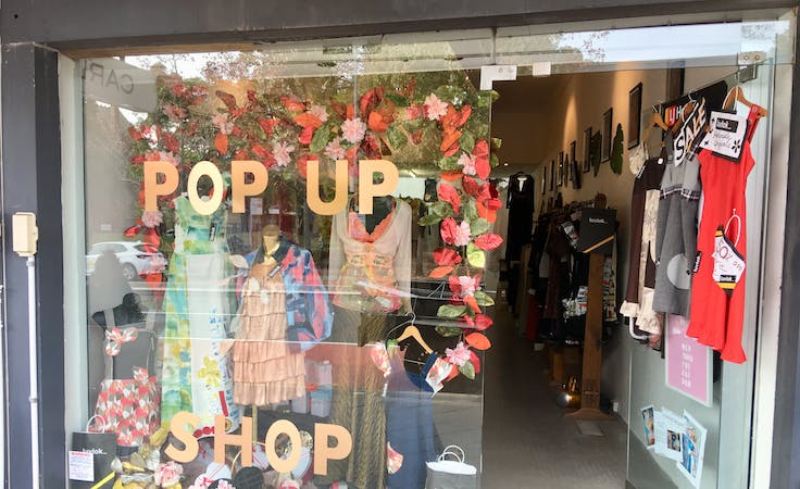 Shop, pop-up shop at Oxford Street Paddington, image 1