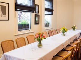 The Malouf Boardroom, meeting room at O'Connells, image 1