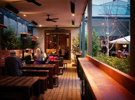 Beer Garden Deck, function room at Prince Alfred Hotel, image 1