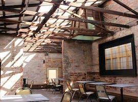 Terrace, function room at The Crafty Squire, image 1