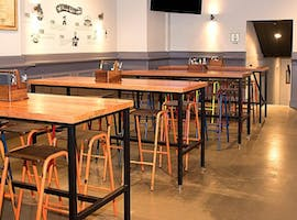 The Squires Room, function room at The Crafty Squire, image 1