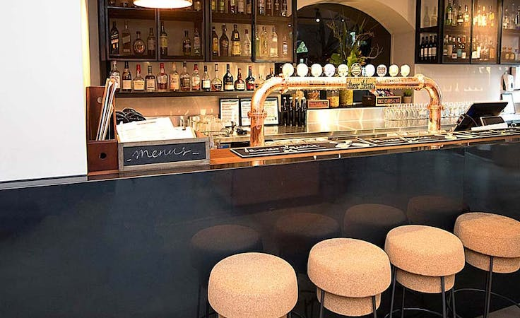 The Craft Bar, function room at The Crafty Squire, image 1