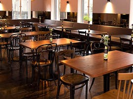 Crafty Kitchen, function room at The Crafty Squire, image 1