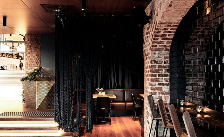 Rooftop VIP Lounge, function room at The Duke of Wellington, image 1