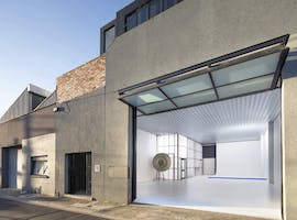 Large, light-filled photography studio in Northcote, image 1