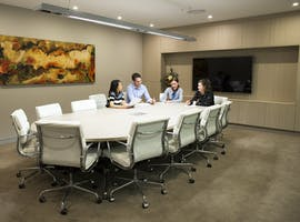 The Boardroom , meeting room at Lindfield Corporate Centre, image 1