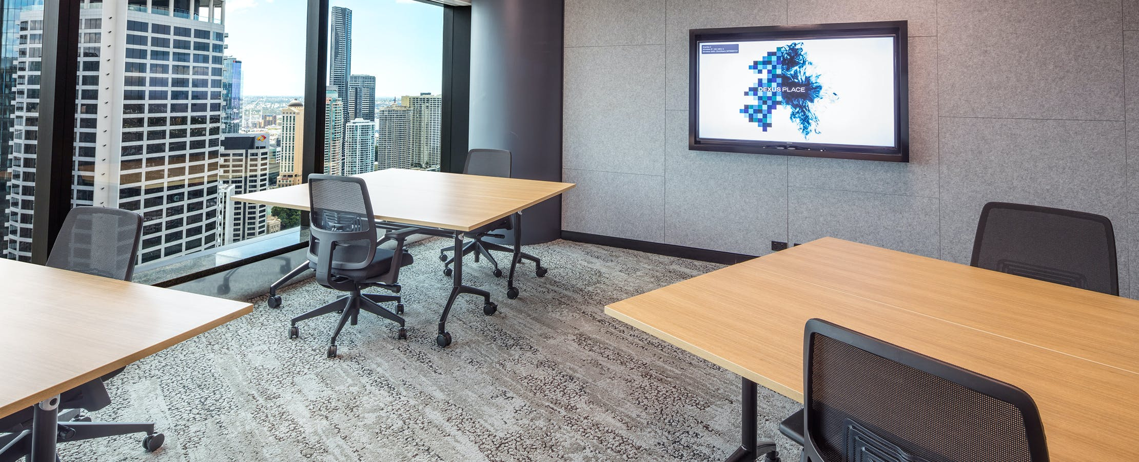 Training room at Dexus Place, image 1